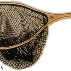 podbierak wędkarski drewniany salix alba