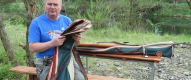 Wideo prezentacja pokrowców wędkarskich